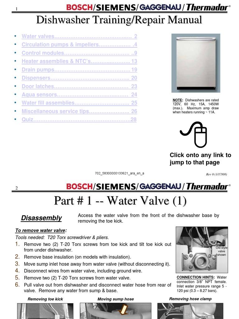 error e25 bosch latest bosch dishwasher error code width series rh biter us bosch dishwasher training repair manual First Dishwasher