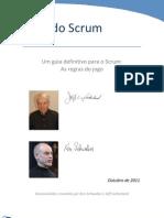 Scrum Guide - Portuguese BR