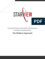 turning decisions into profit with business analytics and optimization
