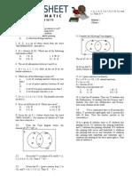 Worksheet Sets Review