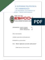 Escuela Superior Politecnica de Chimborazoproyecto Final