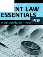 Patent Law Essencials-A Concise Guide Third Edition