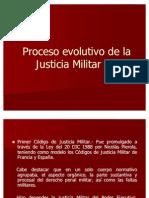Códigos Penales de Justicia Militar Policial