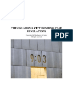 Patrick B. Briley- The Oklahoma City Bombing Case Revelations