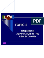 MARKETING MANAGEMENT TOPIC 2