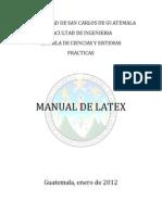 Tutorial Latex