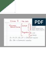 Notas Clase 3 1 Feb 2012