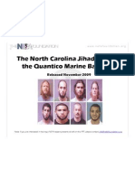 The NEFA Foundation- The North Carolina Jihad Cell and the Quantico Marine Base Plot