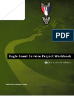 512-927 Eagle Scout Service Project Workbook
