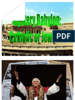 Mystery Babylon, Catholic or Jewish