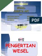 [Presentation] Wesel Kereta API
