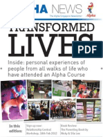 Alpha News Jan 2012 Edition
