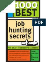 1000 Best Jobs Hunting