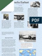 1928 - Amelia Earhart