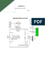 Single Phase Half Wave Converter