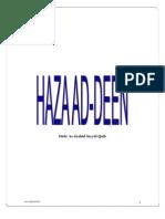 Haza Ad-Deen _ Sayyid Quthb