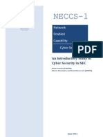 An Introductory Study to Cyber Security in NEC