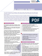 PhD in France