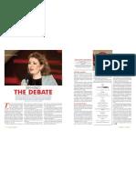 Behind the Debate