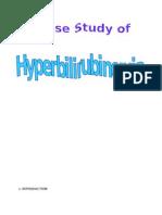 Hyperbilirubinemia Case Study