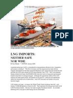 Tom Bender- LNG Imports