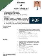 Curriculum Vita Robin Job Jan 2012