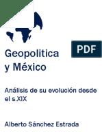 ANÁLISIS DE LA GEOPOLÍTICA MUNDIAL DESDE EL SIGLO XIX A HOY