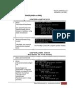Konfigurasi Server [DNS Dan Apache]
