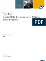 Master Data Goveranance for Material EHP5