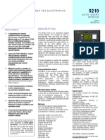 5210 Manual