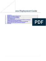Waas Express Deployment Guide