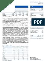 Sterlite Industries Result Updated
