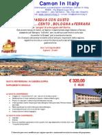 Cento Bologna Ferrara Pas Qua 2012