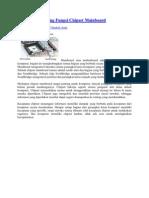 Penjelasan Tentang Fungsi Chipset Mainboard