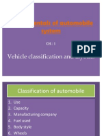 Ch-1-Vehicle Lay Out and Classification