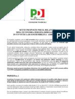 Documento Pro Vinci Ale Per Il Rilancio Economia Edilizia-1