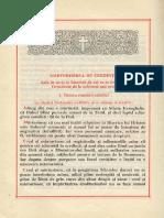 Molitfelnic Fragment a La Ortodoxie a Ereticilor