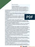 QUESTÕES DE PREVIDENCIÁRIO COM GABARITO