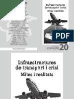 Quadern Infraestructures de transport i crisi