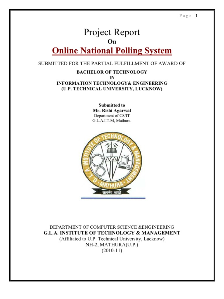 Online national polling system microsoft visual studio active online national polling system microsoft visual studio active server pages ccuart Choice Image