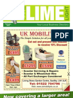 Limelight Magazine - February 2012 Issue