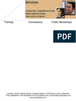 Telemarketing Services Training Focus Profile
