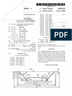 Can end and method for fixing the same to a can body (US patent 6065634)