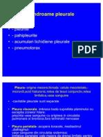 Pantelimon - Sindroame Pleurale-curs