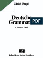 Ulrich Engel - Deutsche Grammatik