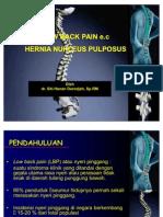 42007955 Low Back Pain Hernia Nukleus Pulposus