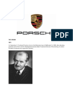 Porsche the Origin