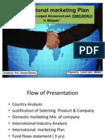 PPT of International Marketing