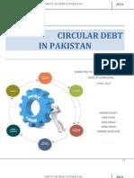 Circular Debt, Report