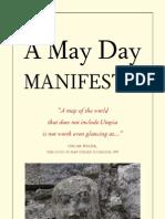 May Day Manifesto